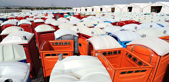 Champion Portable Toilets in Pleasanton, CA